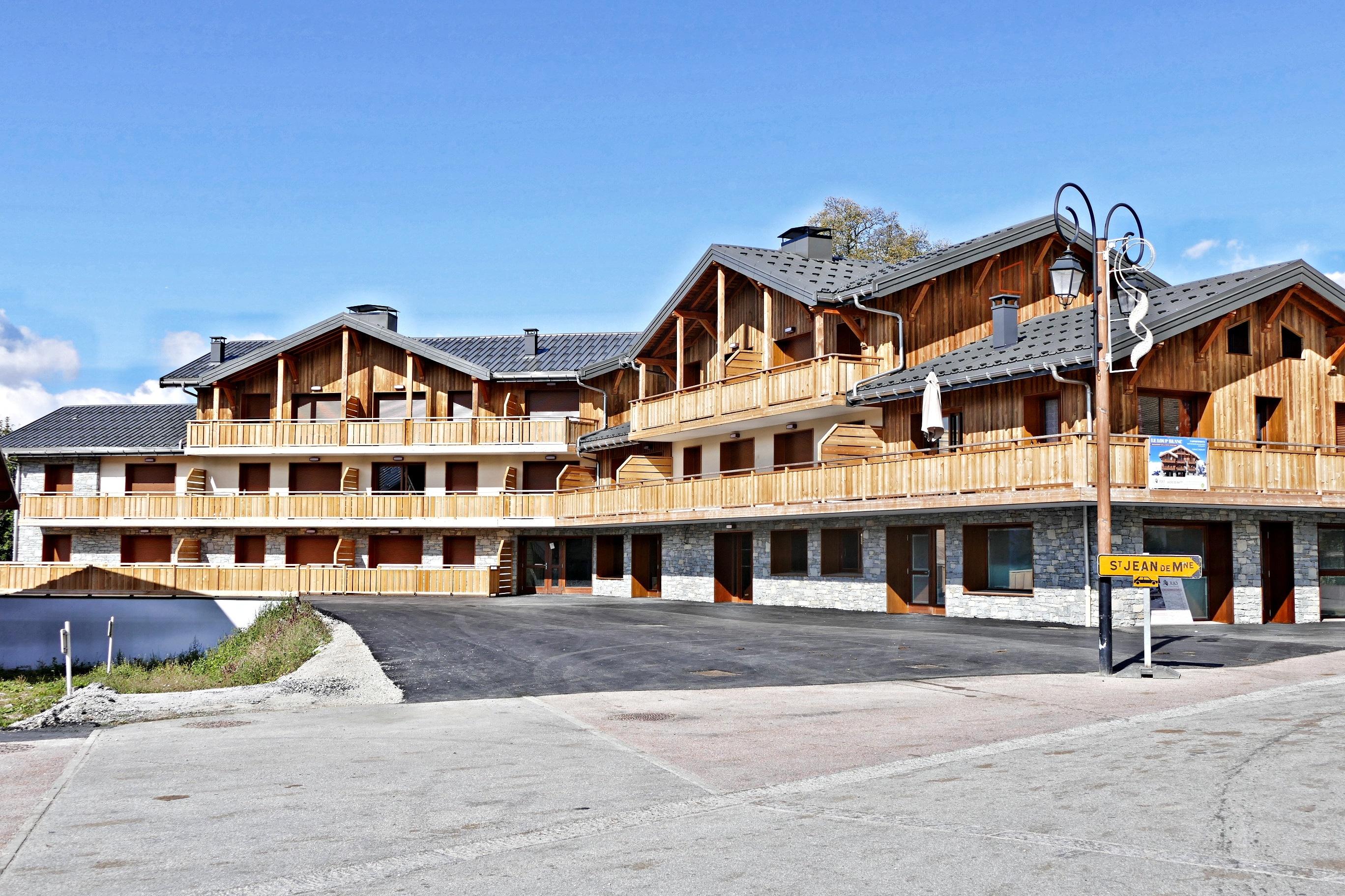 Résidence de La Place du Village Albiez