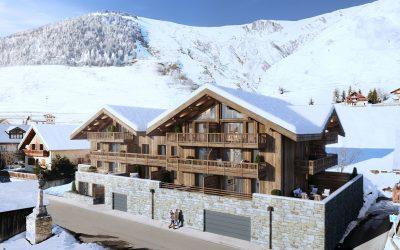 Réhabilitation de l'immobilier de Montagne – Saint Sorlin